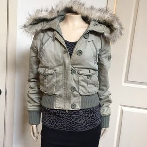 Abercrombie & Fitch army style jacket